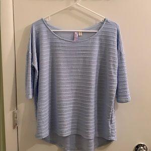Alya 3/4 Sleeve Top